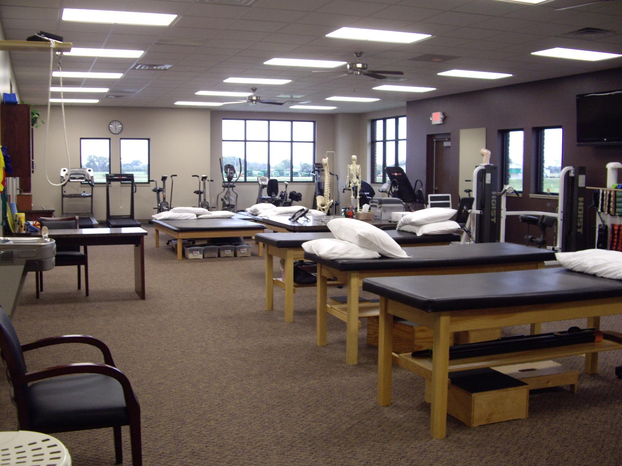Spier Physical Therapy Beckenhauer Construction Inc General Contractor Norfolk Kearney