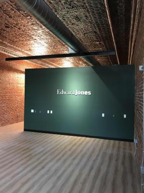 Edward Jones office buildout